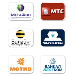 Операторы сотовой связи Горнозаводска