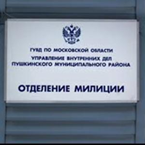 Отделения полиции Горнозаводска