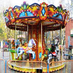 Парки культуры и отдыха Горнозаводска