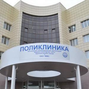 Поликлиники Горнозаводска