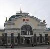 Железнодорожные вокзалы в Горнозаводске