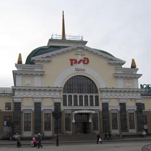Железнодорожные вокзалы Горнозаводска